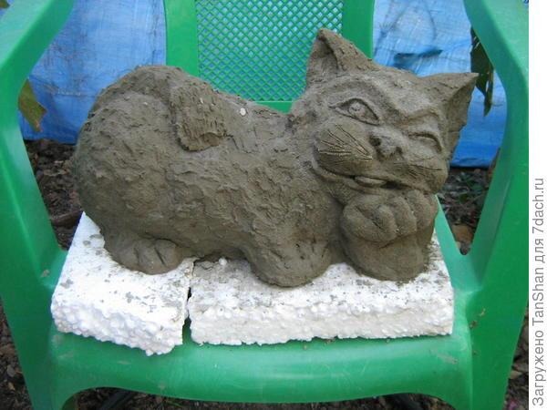 кот-мечтатель