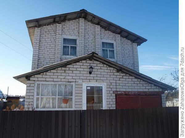 Ремонт, или Превращаем старенький дом в новый! Продолжение