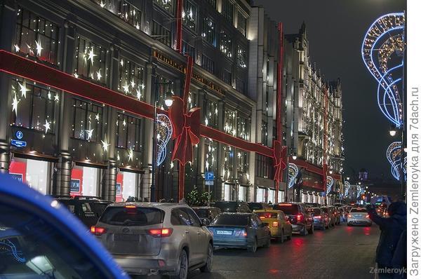 ЦУМ, улица Петровка
