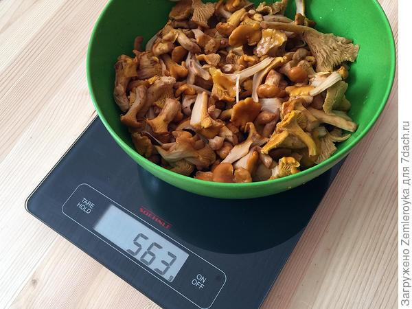 Лисички в пряном маринаде - пошаговый рецепт приготовления с фото