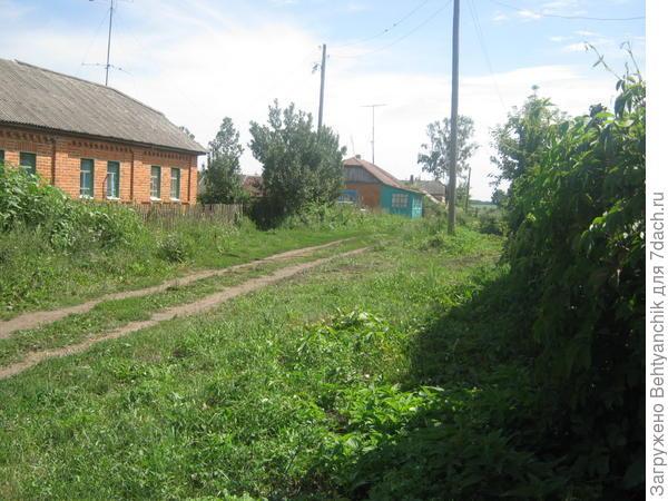 Вот моя деревня)))