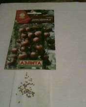 И 7-я пачка - это семена томата Диковинка. В пакете 60 шт.