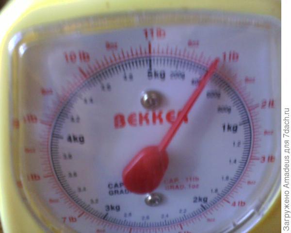 весом