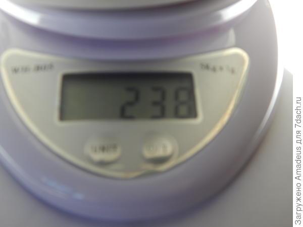 238 г