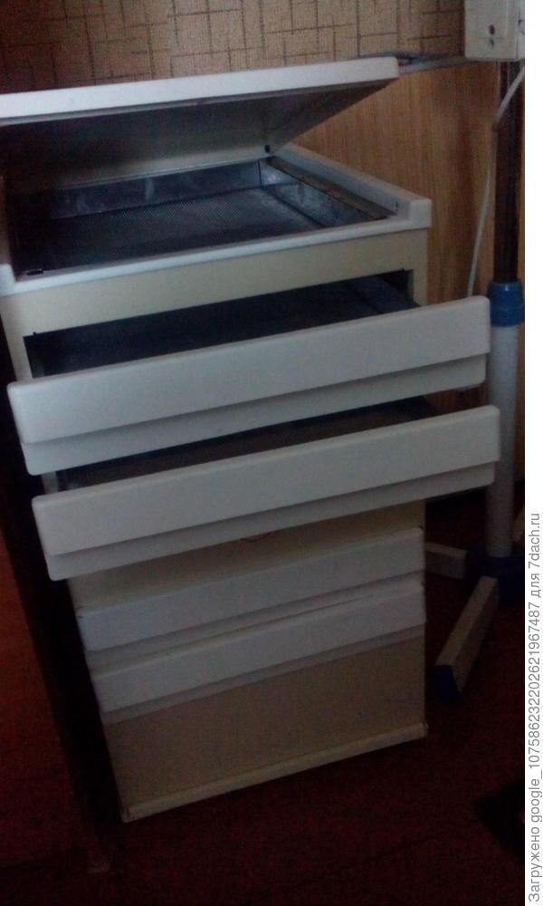 Сушильный шкаф дачник