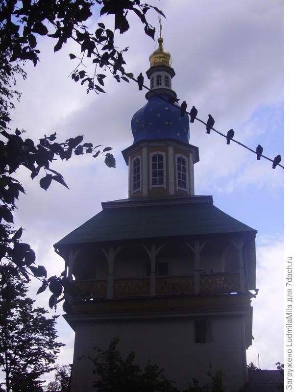Лазаревский храм.