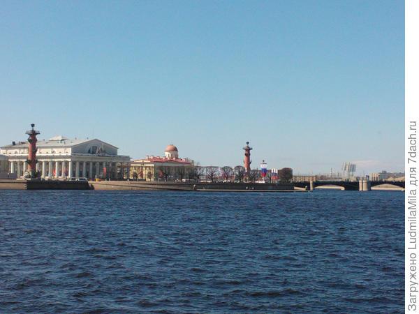 Река Нева Санкт-Петербург