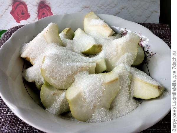 Варенье из груш с орехами - пошаговый рецепт приготовления с фото