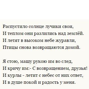(стихи из интернета)