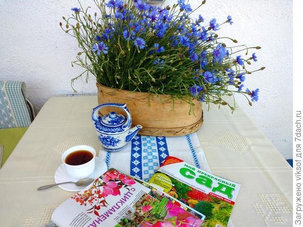 """Журнал """"Мой прекрасный сад"""" всегда рядом"""
