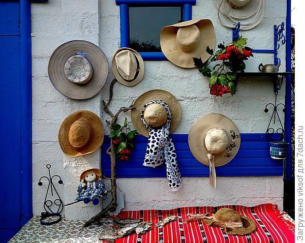"""шляпки на солнышке высохли и открывается """"поле"""" для моего творчества, зима мне в помощь для идей.., принимаются подсказки со всего Семидачья!"""