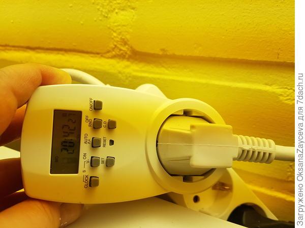 Розетка со встроенной функцией включения/отключения тока