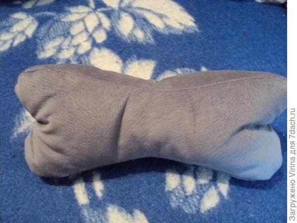 подушка готова