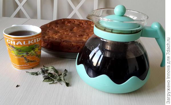 Традиционное четырехчасовое чаепитие