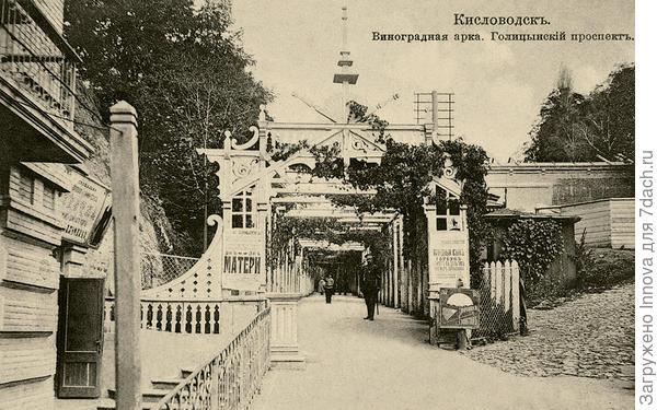 Голицынский проспект, ныне Карла Маркса