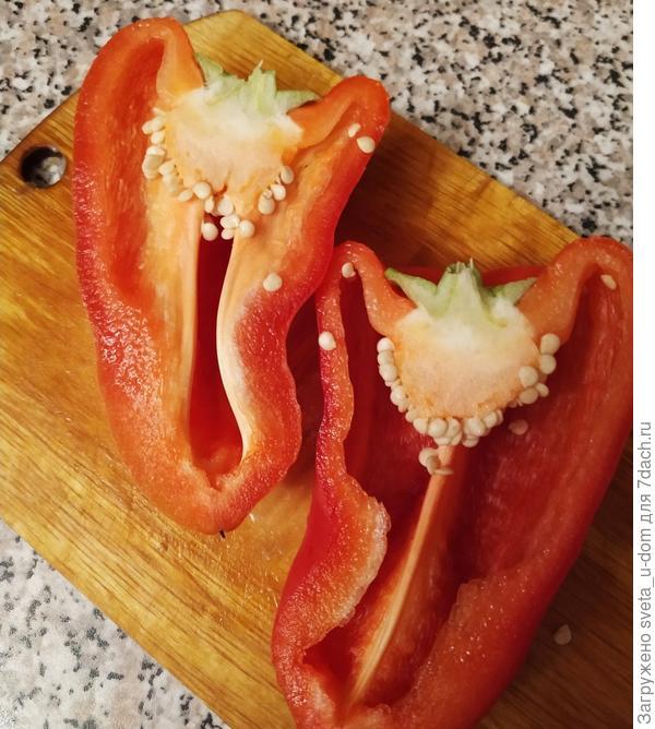 Фаршированный перец в духовке. Пошаговый рецепт с фото