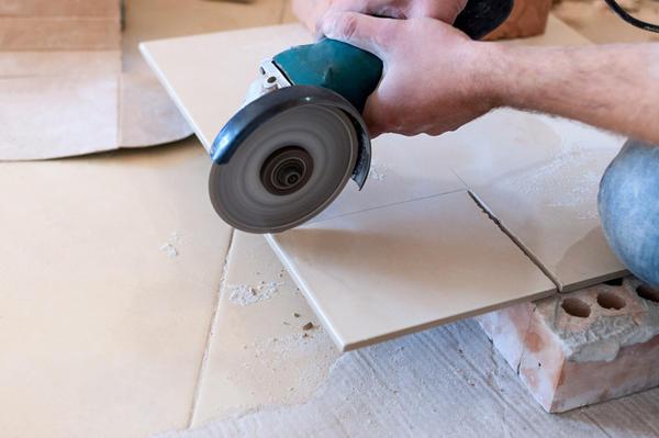 Распилка силикатной плиты