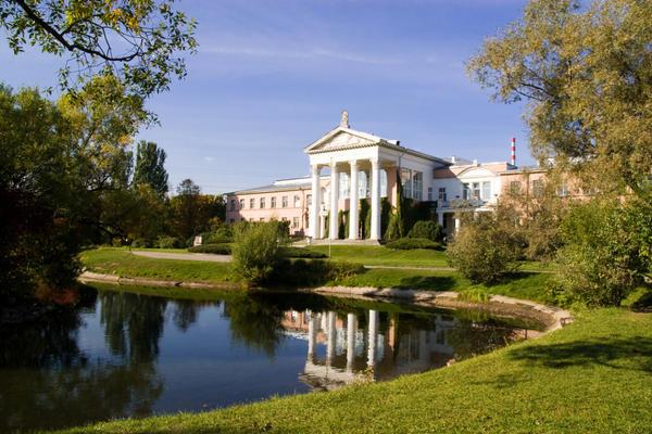 Главный Ботанический сад имени Н. В. Цицина