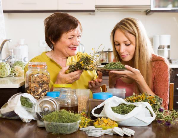 Овощи и травы издавна наделяли не только целебными, но и магическими свойствами
