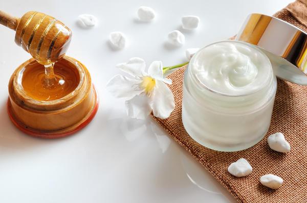 Питательный крем с медом