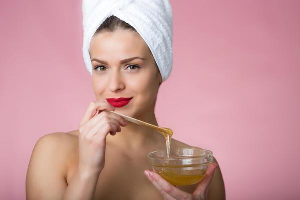 Мед — превосходное косметическое средство