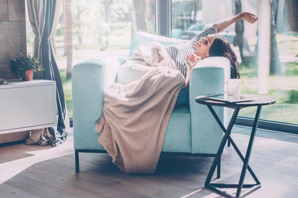 Согласно толковому словарю, уют - это удобный порядок, приятная устроенность быта, обстановки