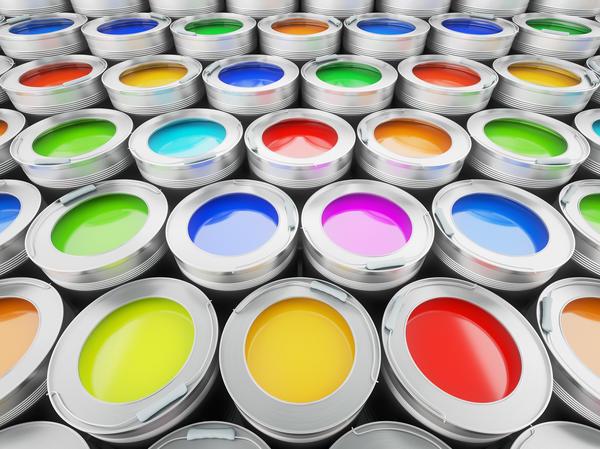 Краски на любой вкус