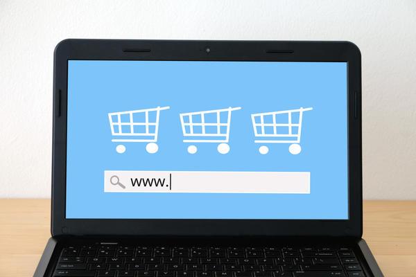 Онлайн продажи постоянно растут