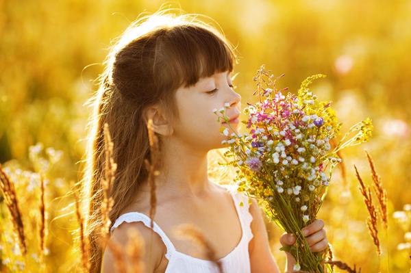Научите ребенка чувствовать дыхание природы