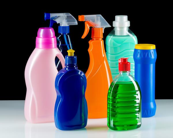 Химические вещества прочно вошли в нашу жизнь