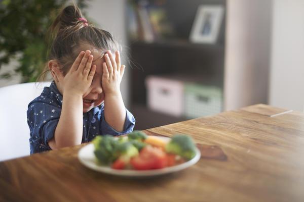 Чтобы ребенок не прятался от овощей, спрячем овощи от него сами!