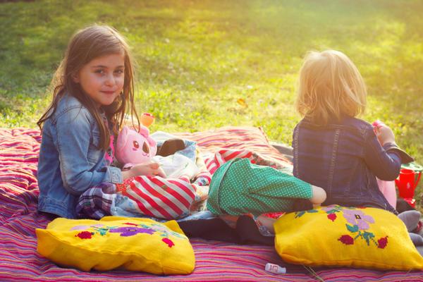Уютные подушки - удобно не только в помещении