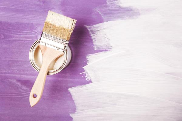 Преобразить мебель при помощи краски - это несложно