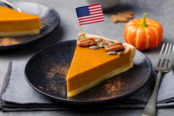 Никто не уйдет с праздника, не отведав тыквенного пирога