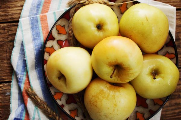 Маринуем яблоки