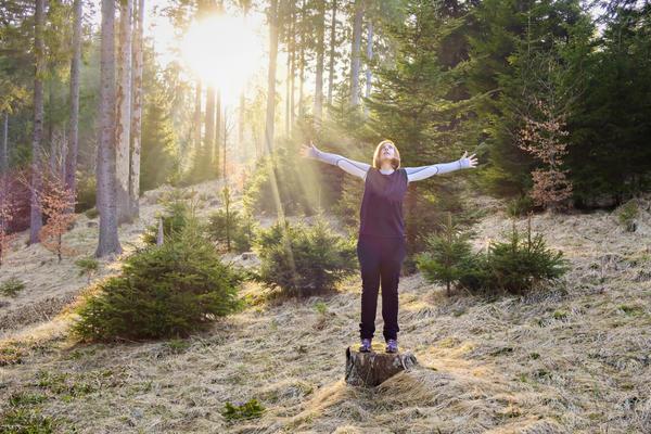 Чтобы в организме синтезировался серотонин, нужен солнечный свет
