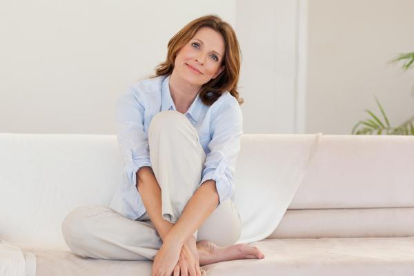 Менопауза - естественный процесс, который не должен нарушать вашу жизнь