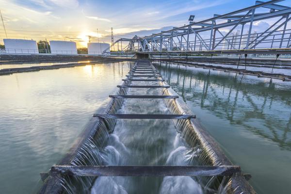 Сооружения водоподготовки