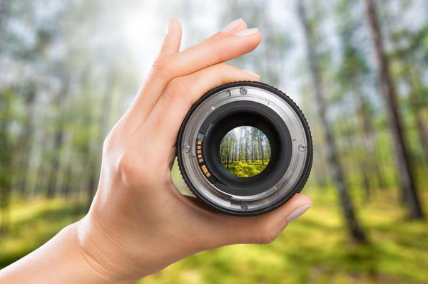Объектив - узловой элемент фотокамеры