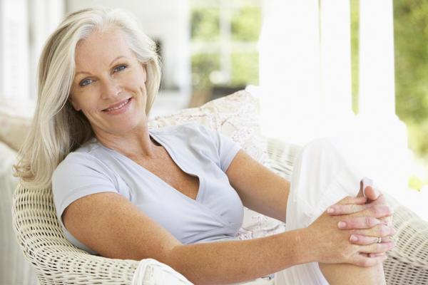 Фитоэстрогены - выбор зрелых женщин