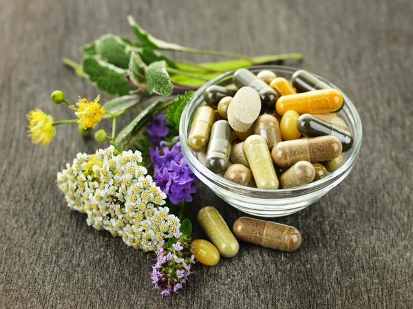 Лекарственные травы в период менопаузы - лучше, чем таблетки