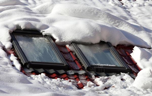 Изменения погоды влияют на мансарду сильнее, чем на другие части дома