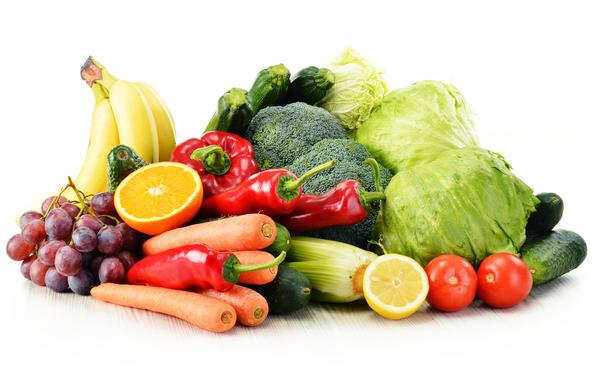 Накормите себя и своих детей овощами и фруктами! Не дожидайтесь, пока вам их пропишут врачи