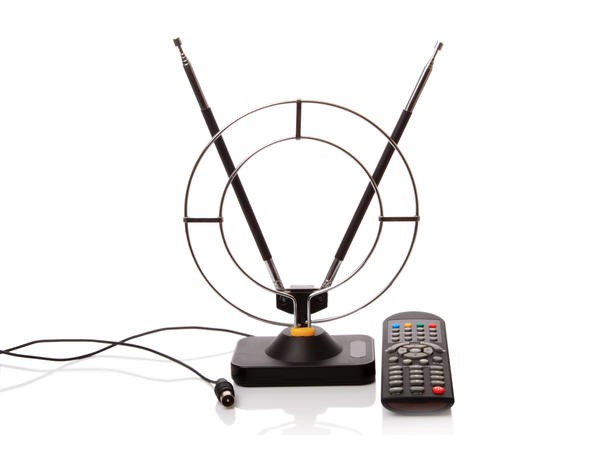 Комнатная телевизионная антенна