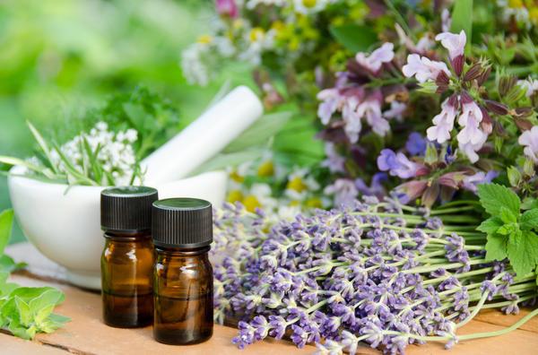 Лекарственные травы и эфирные масла с успокаивающим действием могут помочь при бессоннице