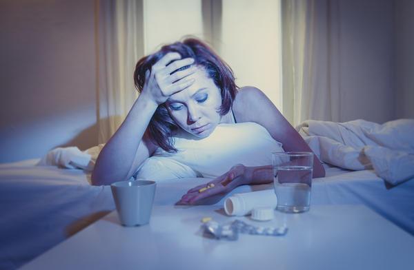 Снотворное - не всегда хороший выбор