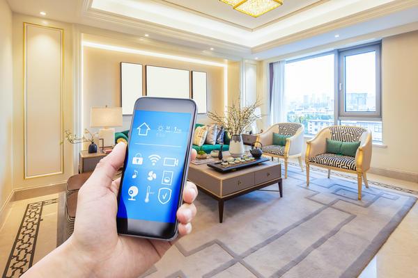 Появление смартфонов подстегнуло развитие концепции умного дома