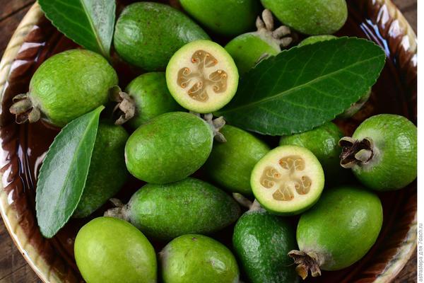 Содержат ли оливки и фейхоа много йода