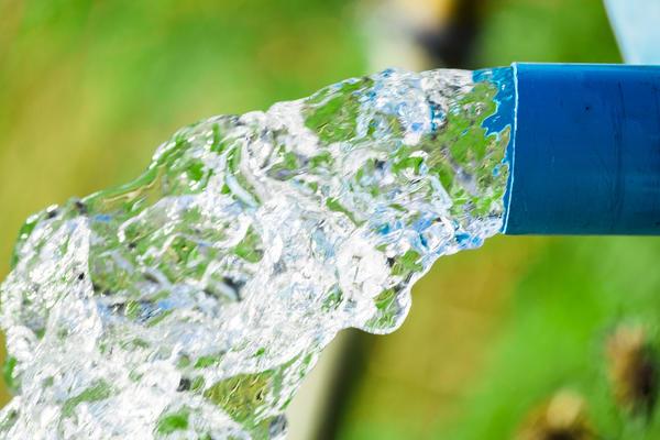 Производительность насоса - количество воды, перекачиваемое за единицу времени