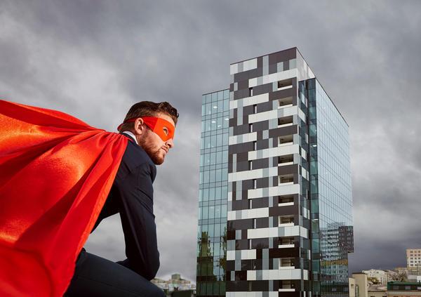 Супергерои мечтают о крутых гаджетах